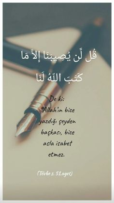 Mecca Wallpaper, Islamic Quotes Wallpaper, Arabic Love Quotes, Cute Love Quotes, Mysterious Words, Fate Destiny, Unconditional Love Quotes, Learn Turkish Language, Typography Alphabet