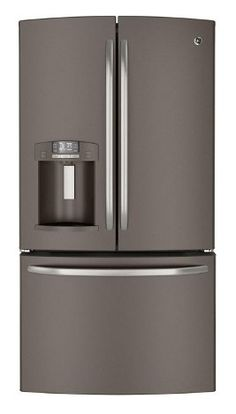 Gorgeous! GE Slate French Door Refrigerator