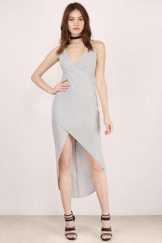 Chasing Love Tulip Midi Dress at Tobi.com #shoptobi