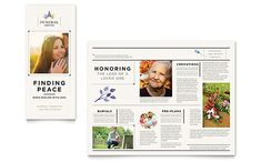 Bible Church Brochure Design Template By Stocklayouts  Church