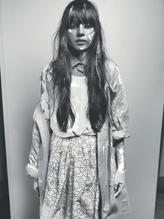 Elle Sweden, April '13...Art School (Oracle Fox)
