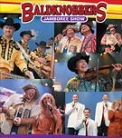 Baldknobbers Show---first show in Branson, one of my favorites
