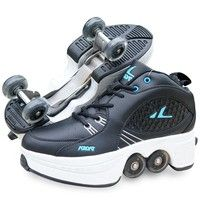 Deformable sports roller skates | Wish