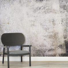 Rustic Concrete Wall Wallpaper Mural MuralsWallpaper Pinterest