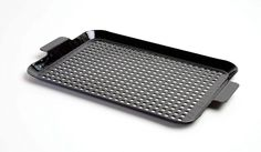 Shop for Black Porcelain-coated Medium Barbecue Grid. Get free delivery On EVERYTHING* Overstock - Your Online Garden & Patio Store! Cooking Gadgets, Cooking Tools, Electric Turkey Fryer, Grill Sale, Best Smoker, Best Charcoal Grill, Grill Accessories, Heating And Cooling, Outdoor Cooking
