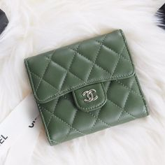 Chanel A82288-21 Classic Small Flap Wallet