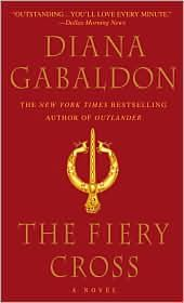 The Fiery Cross - Book # 5 in the Outlander Series