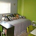 decorar un dormitorio pequeño. Chulada de dormitorio...