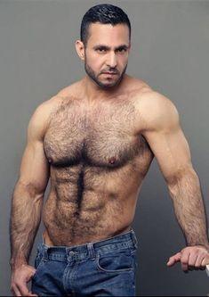 Hairy Hunks, Hot Hunks, Hairy Men, Oscar 2017, Modelos Fitness, Muscle Bear, Bear Men, Hairy Chest, Mature Men