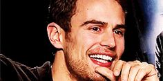 21 Reasons 'Insurgent's Theo James Is Our New Man Crush