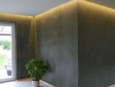 Living room design with dark Volimea lime plaster in Bremen # dark walls rooms . Living room design with dark Volimea lime plaster in Bremen # Dark walls Optimally staged spaces wi Dark Walls Living Room, Dark Green Walls, Plaster Walls, Living Room Designs, Wallpaper Ideas, Bremen, Dark Walls, Perspective Photography, Wall Design