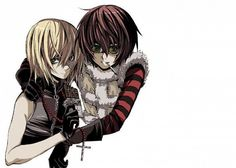 Tags: DEATH NOTE, MADHOUSE, Mello, Matt