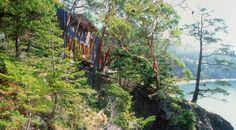 Miller Hull's Island Cabin & Studio