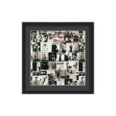 Rolling Stones Exile on Main Street New Artists, Main Street, Rolling Stones, Cover Art, Album Covers, Photo Wall, Frame, Prints, Picture Frame