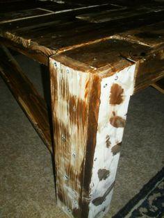 τραπέζι σαλονιού από παλέτες mnv