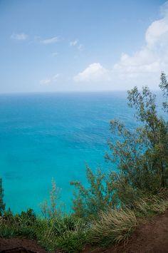 Kauai's Coast - 5 of the best free hikes in the US. Mahaulepu coastal heritage trail.