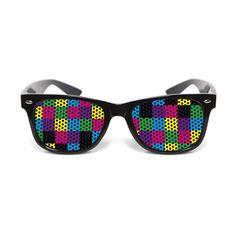Scare 2 Glasses  by Laetitia Paris