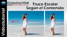 Escalar segun contenido TRUCO #Photoshop Fácil