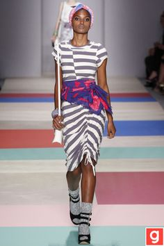 Marc by Marc Jacobs Spring/Summer 2013  It is a insane collection...obsessed.