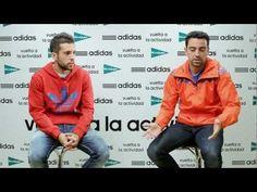 adidas: Entrevista Xavi y Jordi Alba