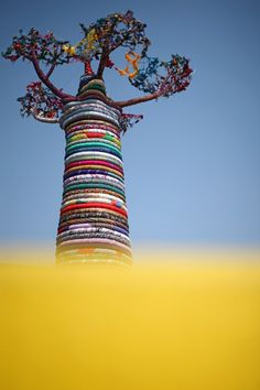The Pirate Technics Sculpture Under The Baobab Is Installed At The Southbank Centre
