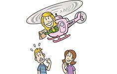 Helikopter aileydik, sarı karton hayatımızı kurtardı - Kadın Ve Anne