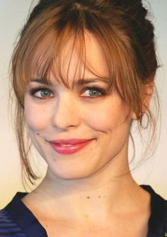 Image result for wispy bangs
