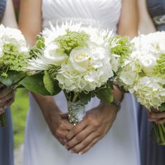 Flowers from Costco - Real Weddings - In Bliss Weddings