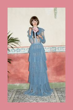 Gucci Pre-Fall 2016 Fashion Show Collection: See the complete Gucci Pre-Fall 2016 collection. Look 15 Fall Fashion 2016, Autumn Fashion, Ellie Saab, Vogue, Michael Kors Collection, Mode Inspiration, Mode Style, Catwalks, Fall 2016