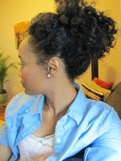Twisted Twistout- Go Natural???
