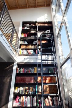 What a cool library!