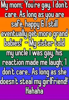 LGBT Whisper App Users Share The Best Reactions To Their Coming Out
