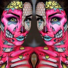 Pop art Zombie!