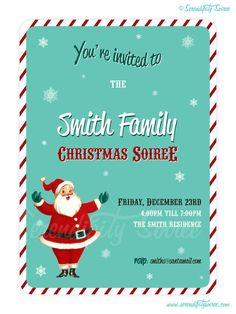 Vintage Christmas (holly jolly collection). @Catherine Joy - Serendipity Soiree
