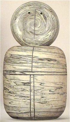 modernist italian ceramics  Aldo Londi  1967
