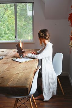 A Month of Nesting // Decorating the Studio for Fall — Treasures & Travels