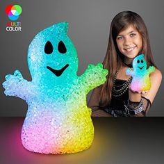 Buying Soft Glow Halloween Ghost Decoration with Color Change LEDs for  Halloween Gifts Idea Stores for  #Halloween Gifts Idea Promotions