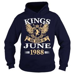 Kings Legends Are Born In June 1988 T-Shirt #gift #ideas #Popular #Everything #Videos #Shop #Animals #pets #Architecture #Art #Cars #motorcycles #Celebrities #DIY #crafts #Design #Education #Entertainment #Food #drink #Gardening #Geek #Hair #beauty #Health #fitness #History #Holidays #events #Home decor #Humor #Illustrations #posters #Kids #parenting #Men #Outdoors #Photography #Products #Quotes #Science #nature #Sports #Tattoos #Technology #Travel #Weddings #Women
