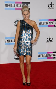 Who wore it better? Eva Mendes or Jenny McCarthy? - #