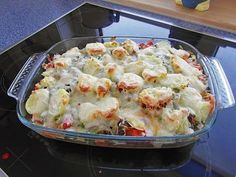 Hackfleisch - Kartoffel - Gemüse - Auflauf, ein beliebtes Rezept aus der Kategorie Gemüse. Bewertungen: 61. Durchschnitt: Ø 4,1.