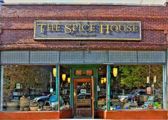 The Spice House 1941 Central St Evanston, IL 60201.  #chicago #evanston