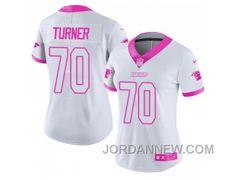 http://www.jordannew.com/womens-nike-carolina-panthers-70-trai-turner-white-pink-stitched-nfl-limited-rush-fashion-jersey-free-shipping.html WOMEN'S NIKE CAROLINA PANTHERS #70 TRAI TURNER WHITE PINK STITCHED NFL LIMITED RUSH FASHION JERSEY FREE SHIPPING Only $23.00 , Free Shipping!