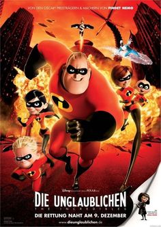 The Incredibles 【 FuII • Movie • Streaming