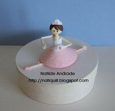 NatiQuill Blog: 3d quilling