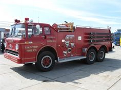Ford CT 950 for sale - Price: $16,894, Year: 1969 | Used Ford CT 950 fire trucks - Mascus USA