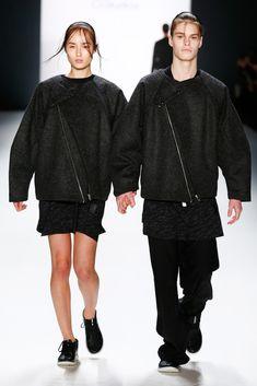 Male Fashion Trends: Odeur Fall/Winter 2016/17 - Mercedes-Benz Fashion Week Berlin