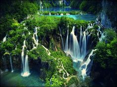 Photos of Plitvice Lakes, Plitvice Lakes National Park - Croatia