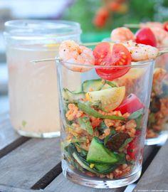 Bulgur Salat / Limonade