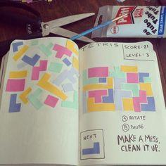 Wreck this Journal - Keri Smith - Make a Mess
