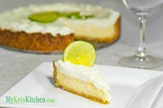 The origin of Key Lime Pie has been debated for many years with families keeping secret recipes. The recipe for our Low Carb Key Lime Pie is…